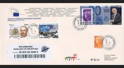 """PE609a : 11.2011 - FDC RECO PE """"Eurozone - M. Juncker"""