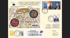 """PE612a : 01.2012 - FDC RECO PE """"Présidence danoise de l'UE - Mme. Thorning-Schmidt"""""""