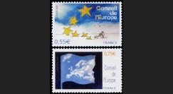 CE56-NF : 2005 -  TP de service du Conseil de l'Europe