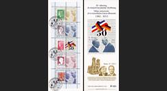 """DG12-5CT1 : 2012 - Carnet """"50 ans Réconciliation franco-allemande"""