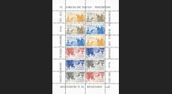 """DG12-3FD : 2012 - Feuillet """"50 ans Réconciliation franco-allemande"""