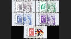 "DG12-5PT1/5 : 2012 - Porte-timbres ""Réconciliation franco-allde"