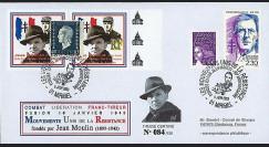 DG 03M1 type1 1943-2003 -  60e anniversaire de la mort de Jean Moulin