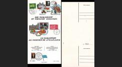 FRAL-13 : 1970 - Triptyque Rastatt DE GAULLE
