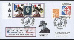 DG 03M1 type2 1943-2003 -  60e anniversaire de la mort de Jean Moulin