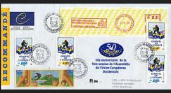 CE56-IIIa : 2005 - 50 ans de l'Union Européenne Occidentale - RECO