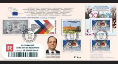 """PE632a : 2013 - Env. RECO Parlement européen """"M. Hollande"""
