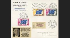 """CE14-Ia : 1962 - RECO CE """"de Gaulle rappelle la nécessité d'une amitié franco-allemande"""""""