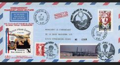 """IK20 : 1991 - FFC ARABIE SAOUDITE à bord """"TRANSALL C-160 - RETOUR GUERRE DU GOLFE"""""""