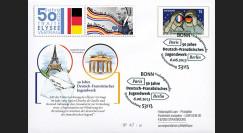 PE648T2 : 2013 - Allemagne EP '50 ans Office franco-alld pour la Jeunesse à Paris et Berlin'