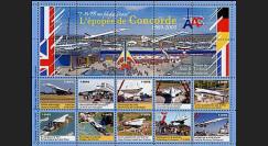 CO-E3 : 2005 - Feuillet L'épopée de Concorde