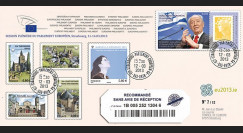"PE635a : 2013 - Env. RECO Parlement européen ""M. PERES"