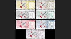 """PAF13-REP : 2013 Porte-timbres """"Patrouille France - Républic F-84G"""" / Marianne & la Jeunesse"""