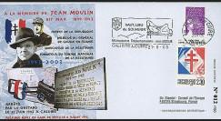 DG 03M2 type2 1943-2003 -  60e anniversaire de la mort de Jean Moulin