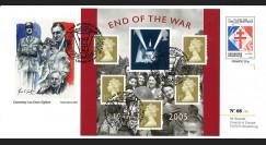 UK05-VICT : 2005 - 60e anniversaire de la victoire du 8 mai 1945 - Gde Bret.