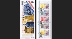 """DG13-4T1 : 2013 - Carnet privé """"69 ans Retour DE GAULLE - Discours de Bayeux / WWII"""""""