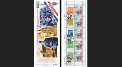 """DG13-4T2 : 2013 - Carnet privé """"69 ans Retour DE GAULLE - Discours de Bayeux / WWII"""""""