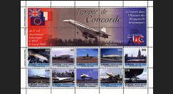 CO-E2 : 2005 - Feuillet L'épopée de Concorde