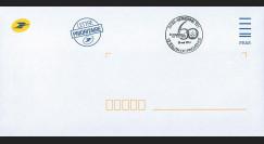 """PAF13-PAP3 : 2013 - PAP de service """"La Poste FRAR"""" oblit. Salon-de-Provence """"60 ans PAF"""""""