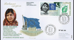 "PE653 : 11-2013 - FDC Parlement européen ""Prix SAKHAROV - Malala Yousafzaï"