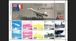 CO-E2E : 2005 - Feuillet L'épopée de Concorde