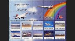 CO-E4 : 2005 - Feuillet L'épopée Concorde