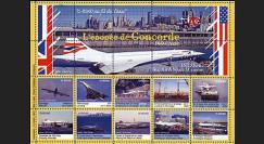 CO-E5 : 2005 - Feuillet L'épopée Concorde
