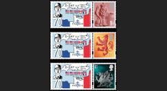 """DEB14-7/9N : 2014 - Série 3 TPP ROYAUME-UNI """"DE GAULLE - 70 ans D-DAY / WWII"""""""