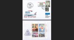 """A380-246 : 12-02-2014 - FFC UK """"1er vol A380 British Airways Londres - Johannesburg"""""""