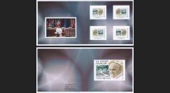 """CE65V-2C : 25.11.2014 - Carnet Collector """"Visite Pape François au Conseil de l'Europe"""""""