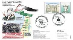 """PE668 : 12-2014 - FDC Parlement européen """"Reconnaissance de l'Etat Palestinien"""""""
