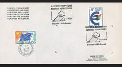 """EP4L1a : 1979 - FDC BELGIQUE """"Premières Élections Européennes au Parlement européen"""""""