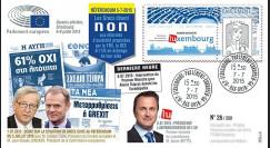 """PE682 : 07-2015 - FDC Session PE """"Référendum grec NON / Tsipras au Parlement européen"""""""