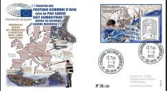 """PE683 : 09-2015 - FDC Parlement européen """"Union européenne - Crise des Migrants"""""""