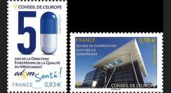 """CE65-PJN : 2014 - TP de service du Conseil de l'Europe """"50 ans Pharmacopée européenne"""""""