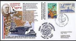 CLEM 05-1 type1 : 2006 - Départ du Clemenceau en Inde