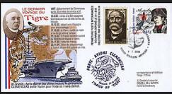 CLEM 05-1 type2 : 2006 - Départ du Clemenceau en Inde