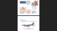 "A380-116T1 : 2010 - FFC JAPON à bord ""A380 Lufthansa - 1er Vol Tokyo-Frankfurt"""