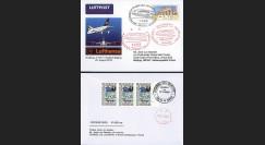 "A380-117 : 2010 - FFC ALLEMAGNE à bord ""A380 Lufthansa - 1er Vol Frankfurt-Pékin"""