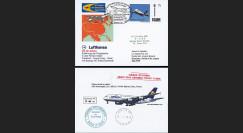 "A380-119 : 2011 - FFC ALLEMAGNE à bord ""A380 Lufthansa - 50 ans Vols Frankfurt-Tokyo"""