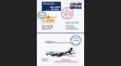 "A380-127 : 2011 - FFC USA à bord ""A380 Lufthansa - 1er Vol New York-Frankfurt"""