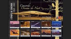 CO-E7 : 2006 - Feuillet L'épopée de Concorde