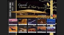 CO-E7ND : 2006 - Feuillet L'épopée de Concorde