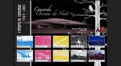 CO-E7E : 2006 - Feuillet L'épopée de Concorde