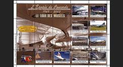 CO-E8 : 2006 - Feuillet L'épopée Concorde