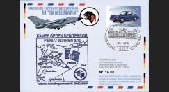 """PADG15-BUND : 2015 - Allemagne FDC """"Forces allemandes aident la France et la coalition"""""""