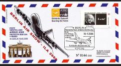 """A380-17 : 2006 - FDC Allemagne """"Présentation Airbus A380 au Berlin Air Show - ILA 2006"""""""