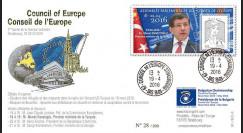 "CE67-IIB : 04-2016 - FDC Conseil Europe ""M. DAVUTOGLU"