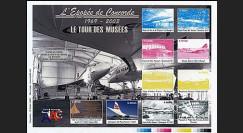 CO-E8E 2006 - Feuillet L'épopée Concorde