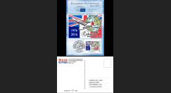 """CO-RET63CM : 8-5-16 - CM Parlement européen """"40. 1er vol Concorde Londres - Barhein"""""""